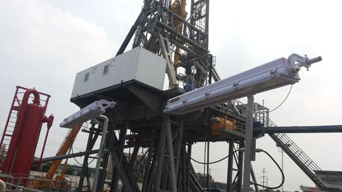 新疆油田项目