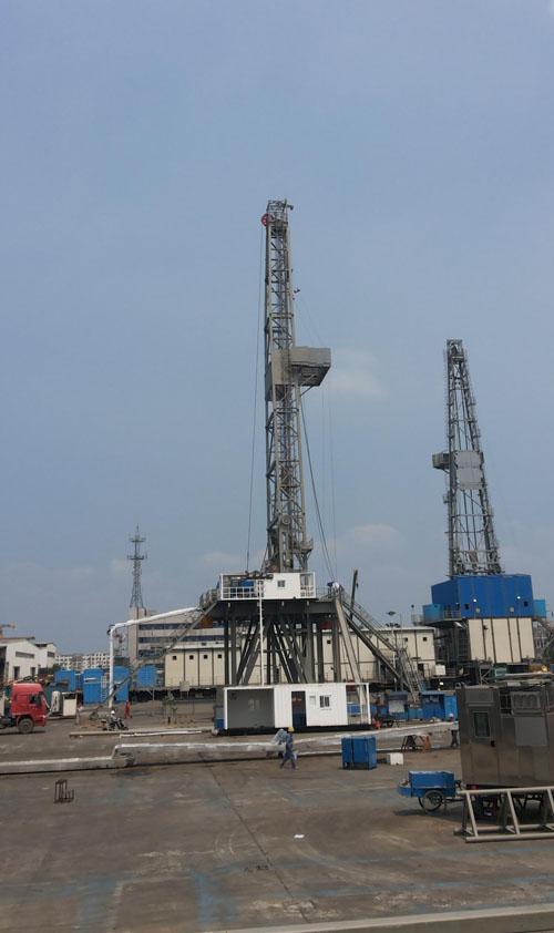 河南油田项目